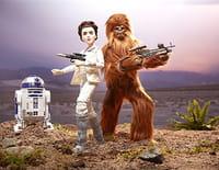Star wars : forces du destin : Départ précipité