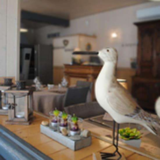 Restaurant Traditionnel le Lamparo Entre Terre et Mer  - Décor entre Terre et Mer -