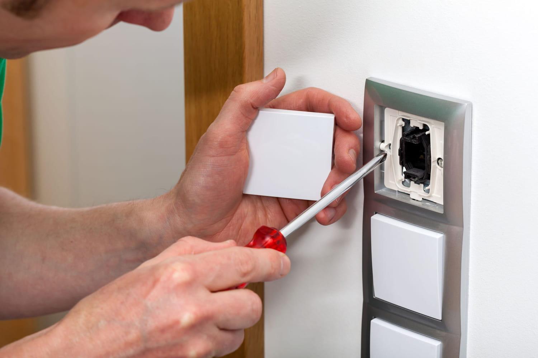 Remplacer un interrupteur par un variateur de lumière
