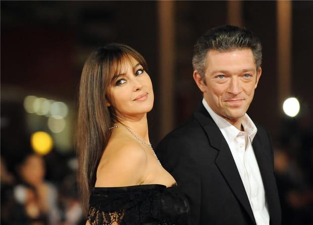 Monica Bellucci et Vincent Cassel: clap defin