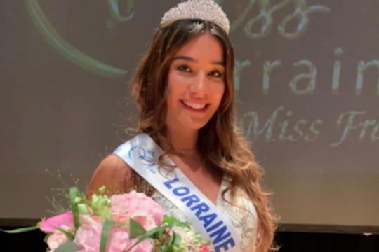 Miss Lorraine 2020: portrait de Diane Febvay, élue à 19ans