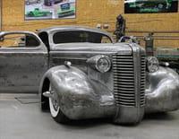 Custom d'enfer : Buick Special 1938
