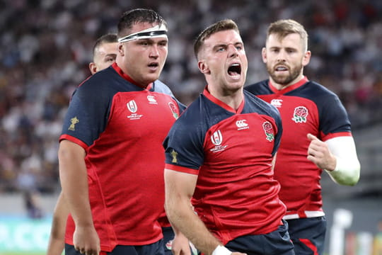 Angleterre - Argentine [RUGBY]: les Anglais donnent une leçon aux Pumas, le résumé du match
