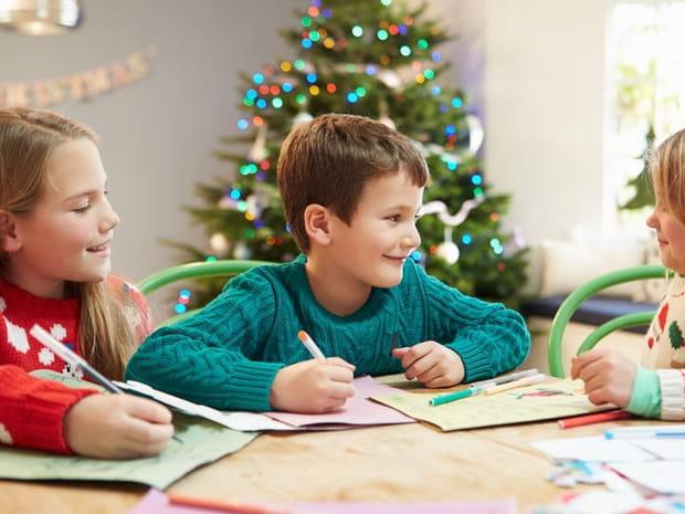 Lettre au Père Noël: modèle de lettre, adresse et mode d'emploi 2017