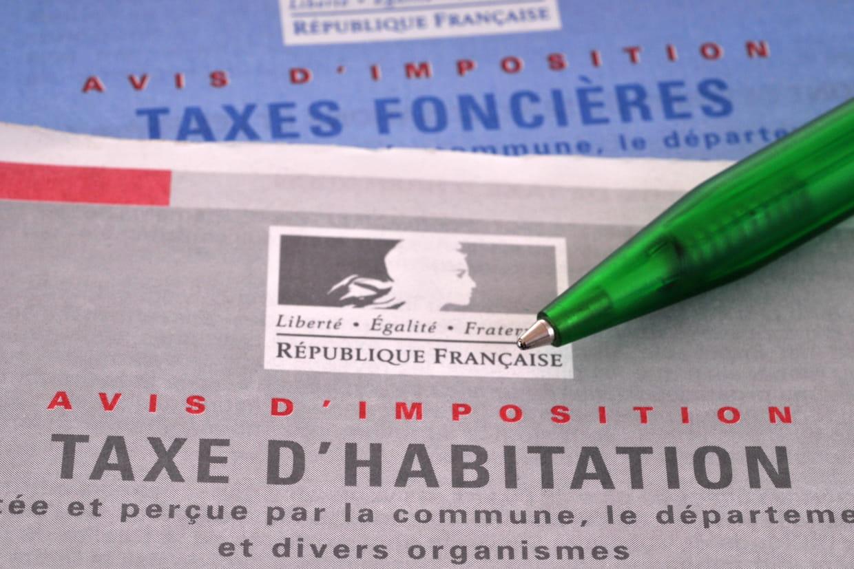 vision de l'immobilier : taxe d'habitation