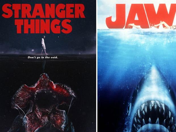 Avez-vous reconnu les clins d'œil des affiches de Stranger Things?