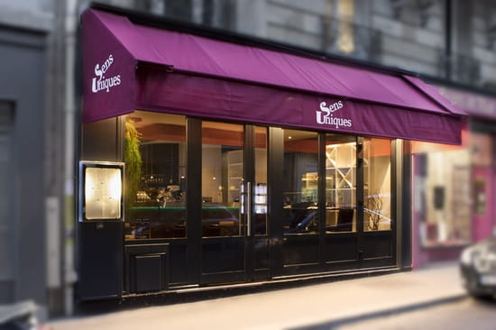 Sens Uniques  - Restaurant Sens Uniques à Paris -   © SU