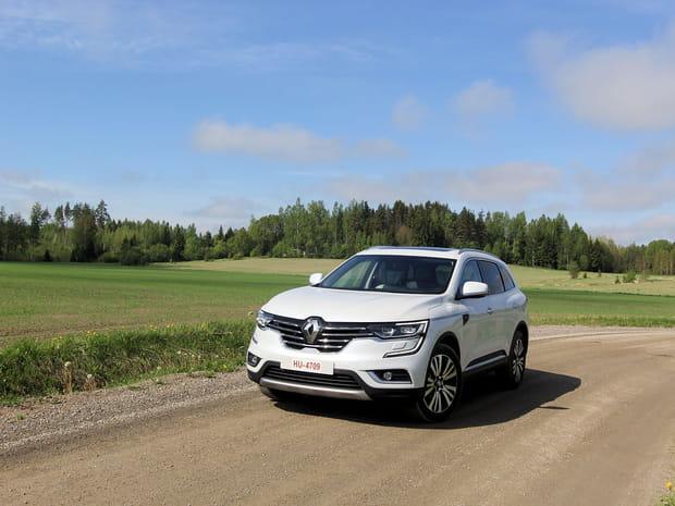 Essai Renault Koleos: tout nouveau, enfin tout beau!