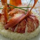 Bistro 2 Génies  - Risotto de Homard - Bistro 2 Génies Restaurant Biarritz -   © Lorena Gaona Galeano
