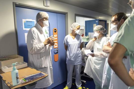 Direct. Coronavirus en France: 22857nouveaux cas, amélioration en Moselle