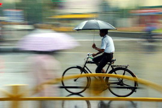 La saison des pluies