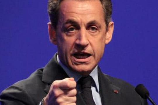 Nicolas Sarkozy et leshomosexuels: lagrimace qui fait tache
