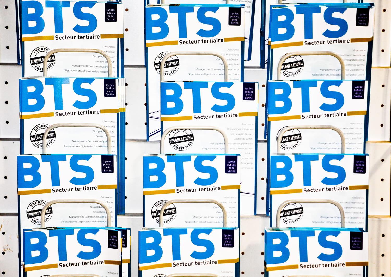 Résultat du BTS: consultez tous les résultats en temps réel