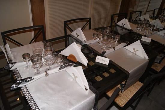 Le Kristo  - NOTRE TABLE RESERVE -
