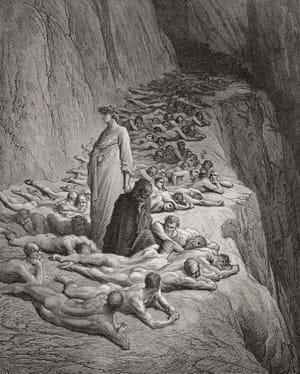Purgatoire - Gustave Doré