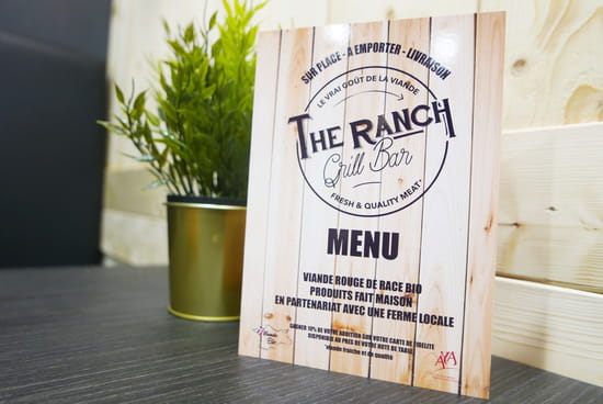 Restaurant : The Ranch  - the ranch bar à viandes bio Paris -   © The Ranch
