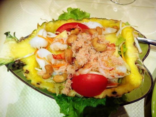 Paradis Thai  - Salade Thai aux fruits de mer -