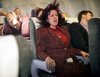 Dangers dans le ciel : Le sort s'acharne, vol 7100