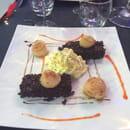 Entrée : Le Mirefleurs Restaurant de L'Aerodrome