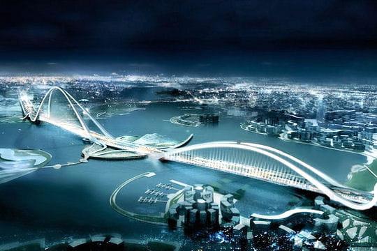 Un pont géant de 1,7km