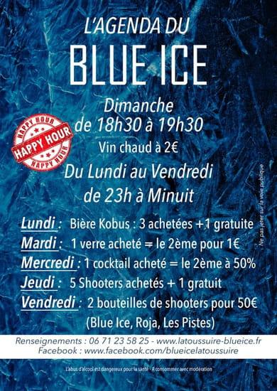 Blue Ice  - programme blue ice -