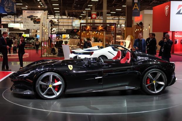 Les deux grosses nouveautés de Ferrari au Mondial de l'Auto