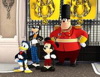 Mickey et ses amis : top départ ! : Le garage de Donald. - Les bénévoles au musée