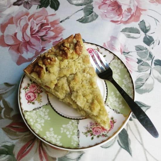 Dessert : Madame Bovary  - Tarte Madame Bovary -   © Madamebovary31