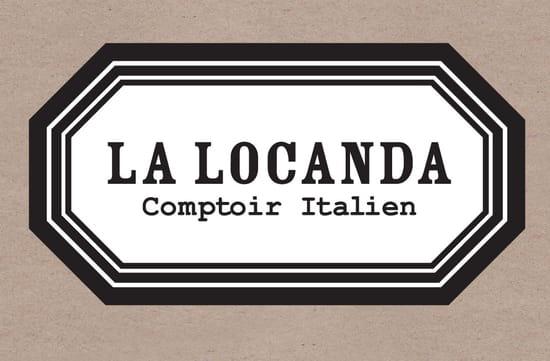 Restaurant : La Locanda, Comptoir Italien   © oui