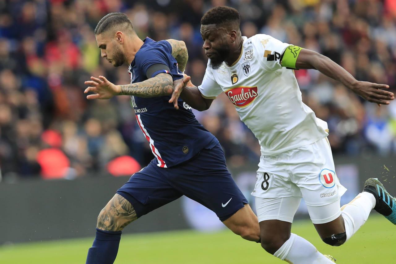 PSG - Angers: Paris impressionne, suivez le match en direct!