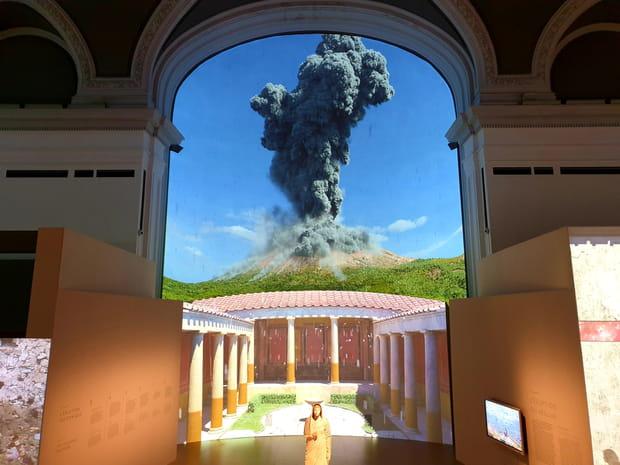 L'expo Pompéi au Grand Palais en images