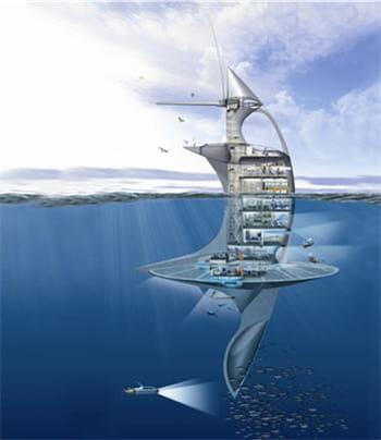 seaorbiter se veut à la fois un projet scientifique et à la fois un projet