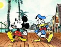 Disney Mickey Mouse : Abeille et toile de maître / Le plan d'eau / L'année du chien