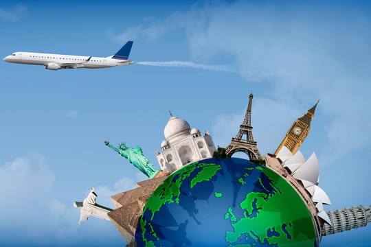 Billet d'avion tour du monde: prix et escales en fonction des compagnies
