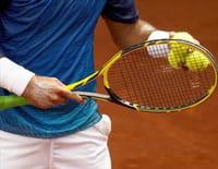 Tennis - Novak Djokovic / Stefanos Tsitsipas