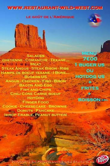 Wild West  - produits us -   © ww