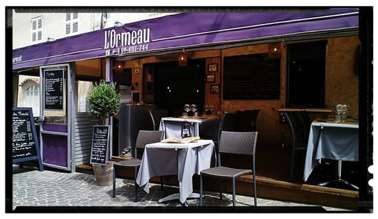 Restaurant : L'Ormeau