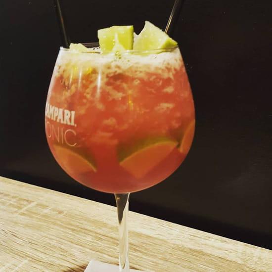 Boisson : Windsor Tapas  - cocktail fraise -   © windsor