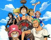 One Piece : L'île préhistorique ! Les ombres menaçantes de Little Garden !