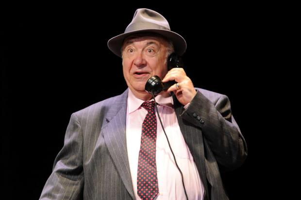 L'acteur et professeur de théâtre Jean-Laurent Cochet
