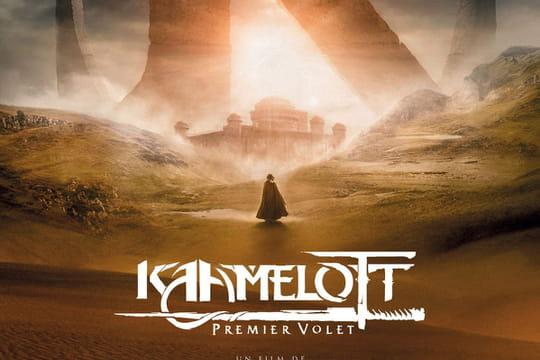 Kaamelott: Alexandre Astier unveils the official film poster
