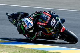 GP de France moto: la déception de Zarco