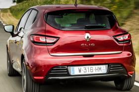 Voitures les plus volées: l'étonnant bond de la Renault Clio