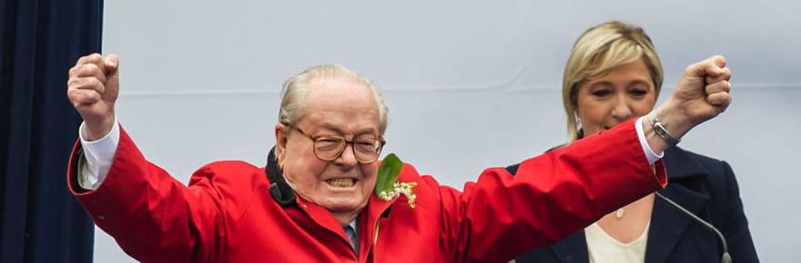 Marine Le Pen veut espionner le défilé du 1er mai de Jean-Marie Le Pen