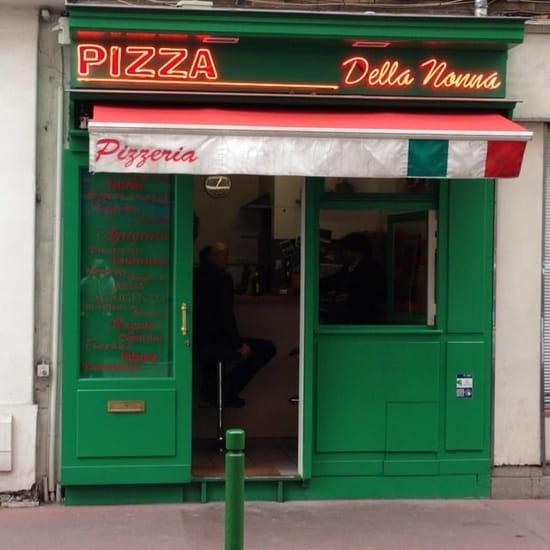 Restaurant : Pizza della nonna