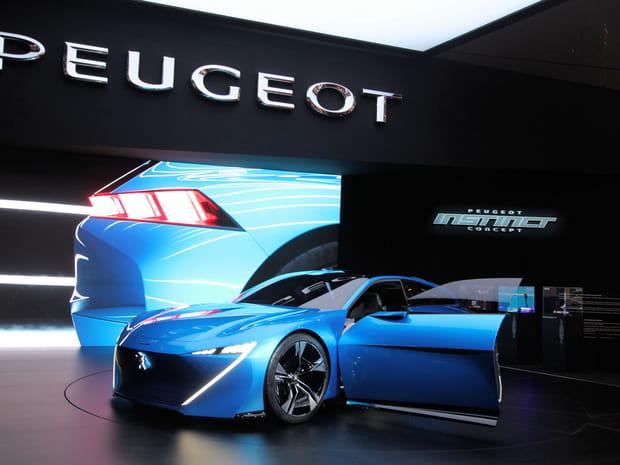 Peugeot Instinct Concept: le break à conduite autonome en images