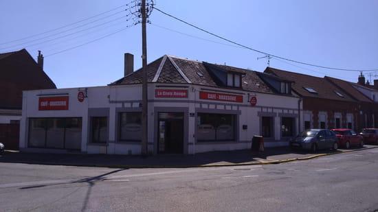 Café Brasserie de la Croix Rouge   © Bar brasserie