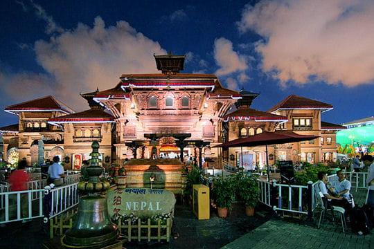 L'ame d'une cité au Népal