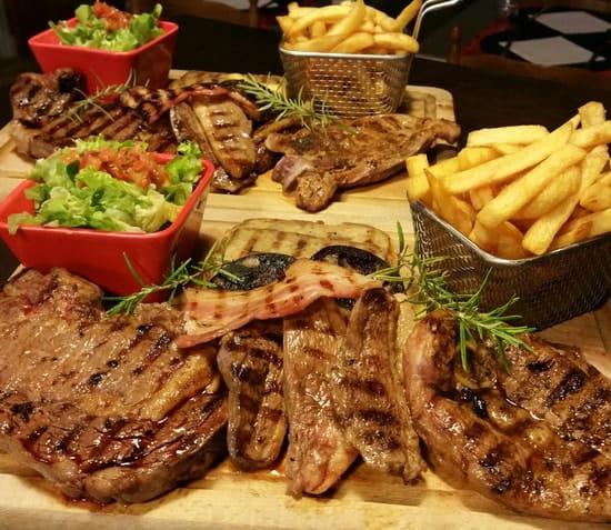 Plat : Le Somail  - paraillade du boucher -