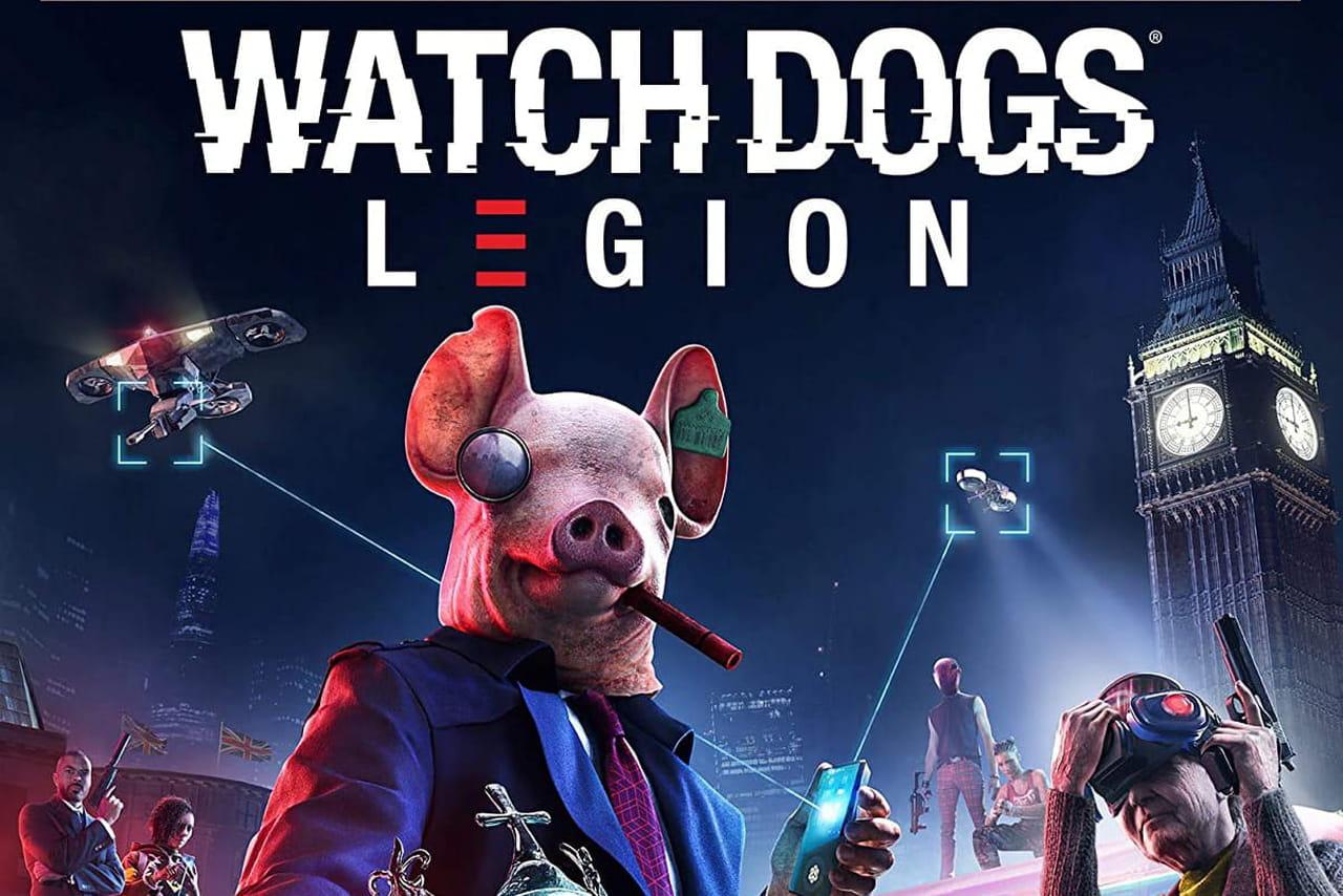 Black Friday Jeux vidéo: Watch Dogs, Just Dance 2021... Toutes les promos
